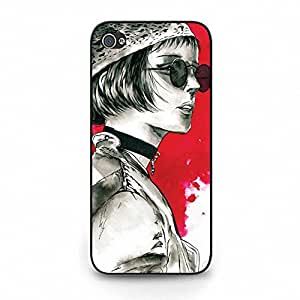 Iphone 5C Case Cover Protective Element Leon-The Professional cell phone case