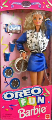 Barbie Oreo Fun Special Edition by Mattel
