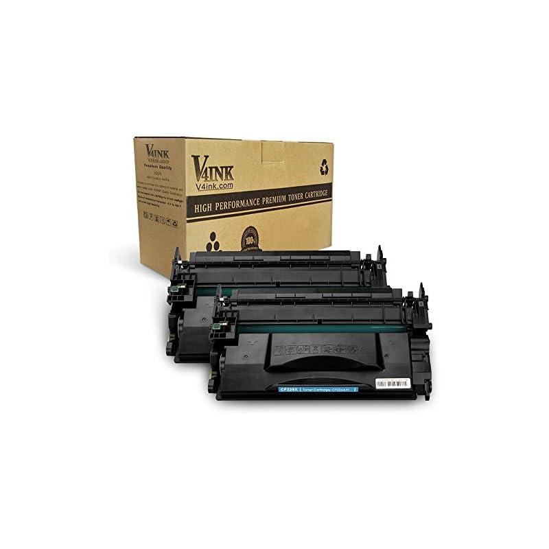 V4INK Compatible Toner Cartridge Replace