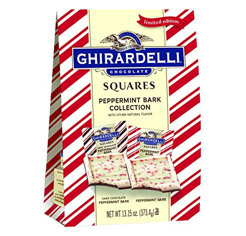 Ghirardelli Peppermint Bark Xl Bag, 13.15 Ounce