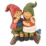 Design Toscano Garden Gnome Statue – Telling Secrets Gnomes – Lawn Gnome Review