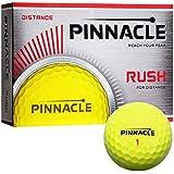 Titleist Men's Pinnacle-Rush Balls, Yellow, One Size