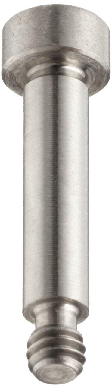 5//16-18 Threads Plain Finish 0.375 Shoulder Diameter Partially Threaded 316 Stainless Steel Shoulder Screw Hex Socket Drive Standard Tolerance Made in US 3//8 Shoulder Length Meets ASME B18.3 Pack of 5