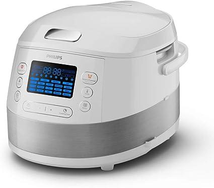 Philips HD4731/70 Robot de cocina, 980 W, policarbonato, Blanco: Amazon.es: Hogar