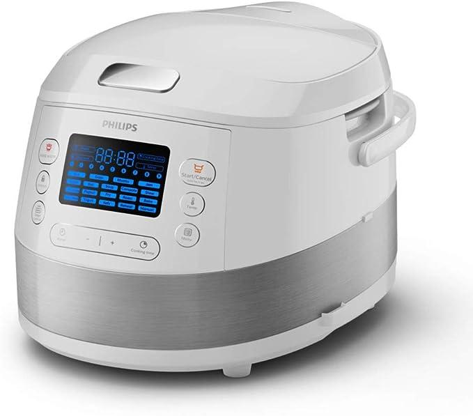 Philips HD4731/70 Robot de cocina, 980 W, policarbonato, Blanco ...