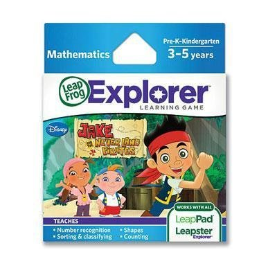 Explorer Jake and Pirates Explorer Jake and Pirates by LeapFrog