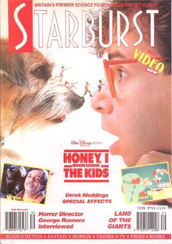 STARBURST #139 (March 1990 - British edition)