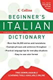 Collins Beginner's Italian Dictionary, HarperCollins Publishers Ltd. Staff, 0061374946