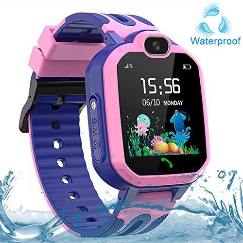 Kids Smart Watch Waterproof