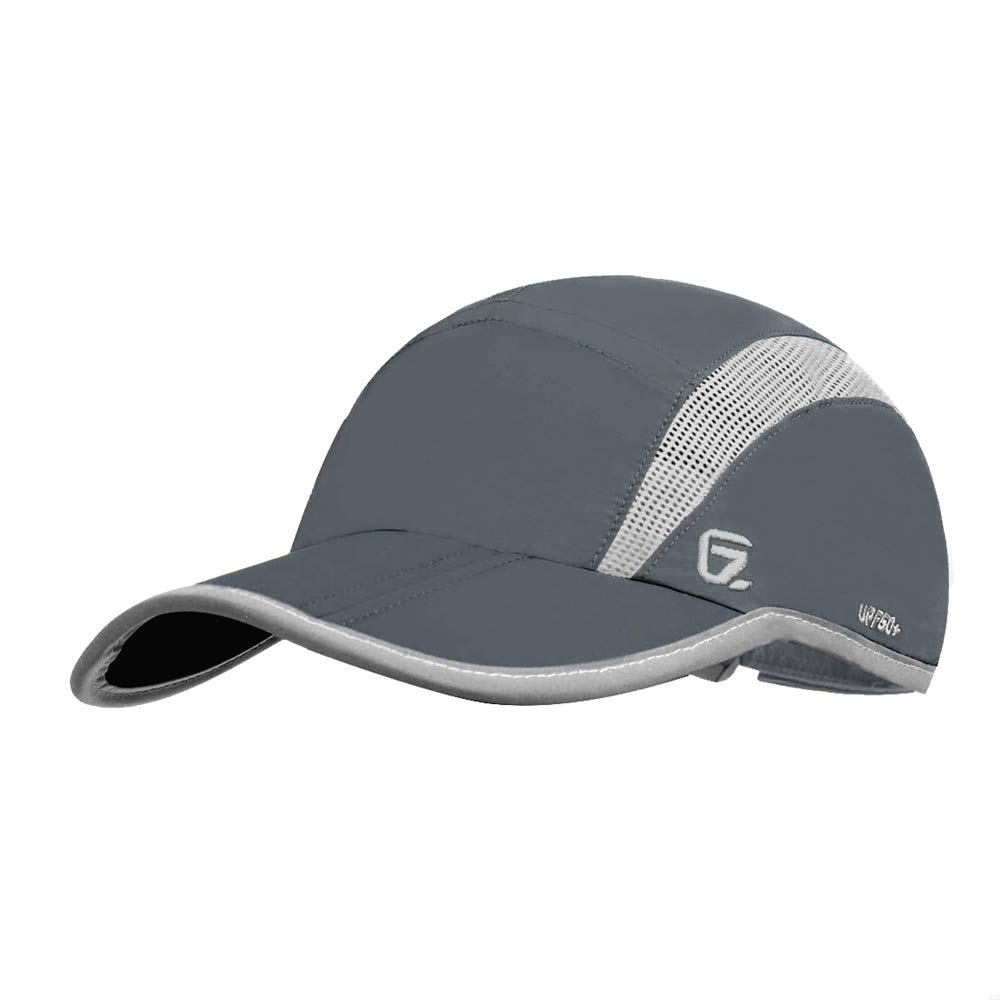 GADIEMENSS Reflective Foldable Running Cap Quick Drying Outdoor Sports UPF40+ product image