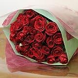 [エルフルール]【15本より承ります】生花 バラの花 1本 カラー:レッド