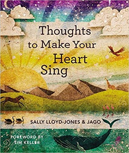 [By Sally Lloyd-Jones ] Thoughts to Make Your Heart Sing (Hardcover)【2018】by Sally Lloyd-Jones (Author) ()