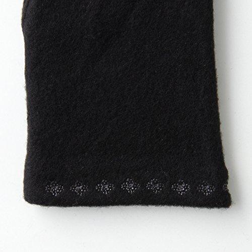 (ヨークス) YORKS レディース ジャージ手袋 ベーシック シンプル ナチュラル サイズフリー ベージュ/ブラック/ブラウン