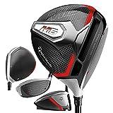 TaylorMade Golf M6 Driver, 10.5 Loft, Right Hand, Regular Flex Shaft: Fujikura Atmos Black