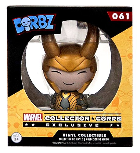 Octobers Marvel Collector CORPS Dorbz product image
