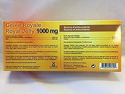 Bio Lorenco Inc. - Royal Jelly 1000mg - 20x10ml