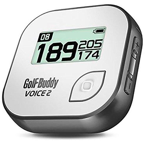 GolfBuddy Voice 2 Talking GPS Range Finder
