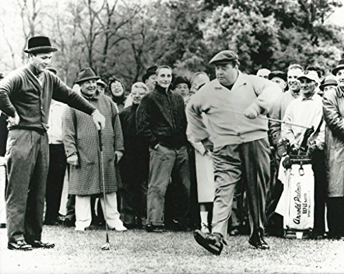 Arnold Palmer and Jackie Gleason playing together - 16