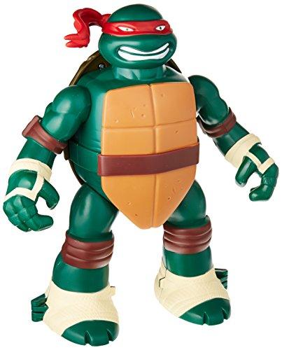 [Teenage Mutant Ninja Turtles Micro Mutants Scale Raphael Figure Playset, 9.5