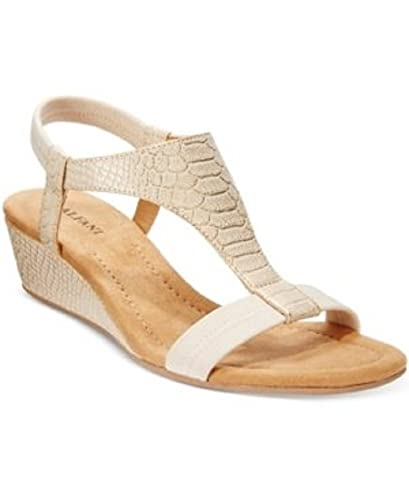 30bc1cfce5a Alfani Vacanza Wedge Sandals  Buy Online at Low Prices in India - Amazon.in