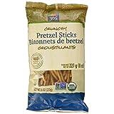 365 Everyday Value Organic Crunchy Pretzel Sticks, 8 oz
