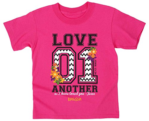 Kerusso Love 01 Kids T Shirt product image