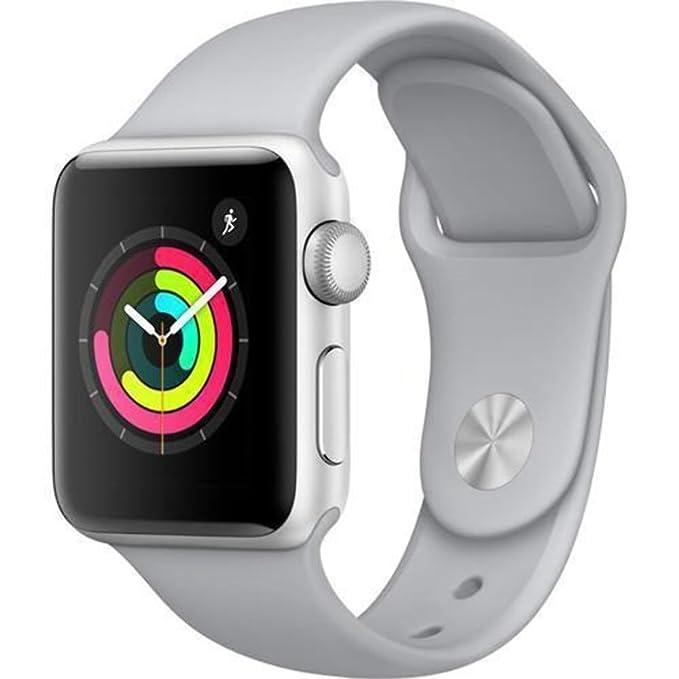 Amazon.com: Apple Watch Series 3 - Reloj inteligente (solo ...