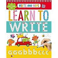 Write & Wipe Learn to Write