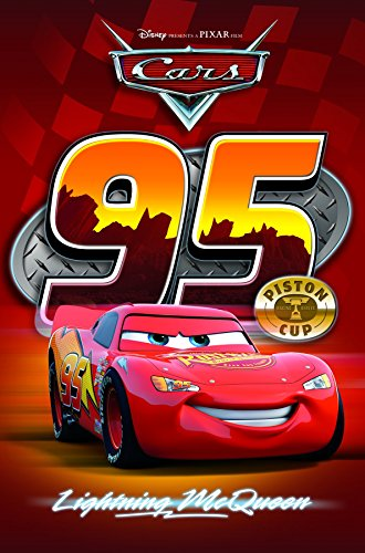 Trends International  Cars Lightning McQueen Wall Poster 22.375