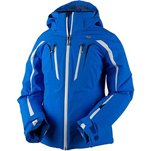 Obermeyer Girls Grayson Jacket (Stellar Blue / X-Large) by Obermeyer