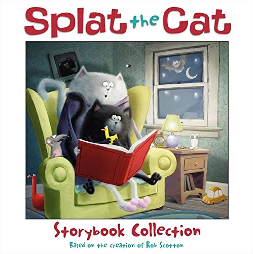 Price comparison product image Splat the Cat Storybook Collection