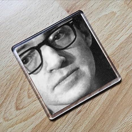 WOODY ALLEN - Original Art Coaster #js001: Amazon.es: Hogar