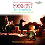 toy symphony - Mozart, W.A.; Mozart, L.: Toy Symphony, Musical Joke