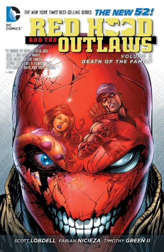 Red Hood and the Outlaws Vol. 3: Death of the Family (The New 52) (English Edition)