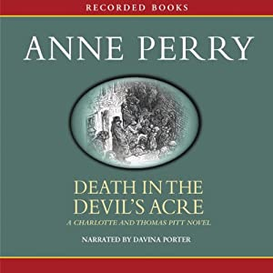 Death in the Devil's Acre Audiobook
