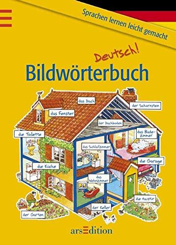 Bildwörterbuch Deutsch (Mein Bildwörterbuch)