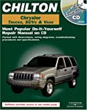 Total Car Care : Chrysler and Jeep 1979-98 Minivans, Trucks and SUVs, Chilton Automotive Editorial Staff, 1401880444
