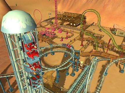 Amazon com: Rollercoaster Tycoon 3: Platinum [Download]: Video Games