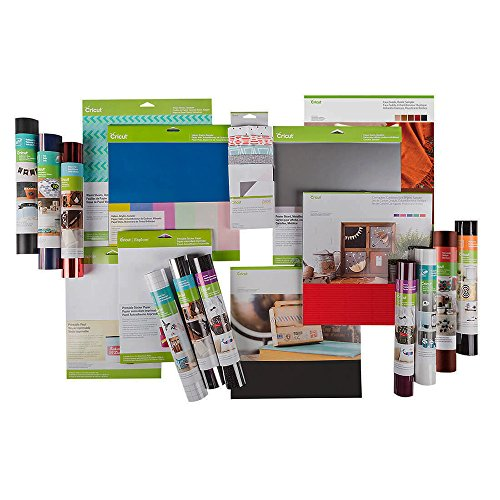 Everything Materials Collection For Cricut Maker by Cricut