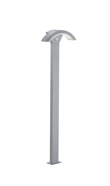 Trio Leuchten LED-Aussen-Wandleuchte Ohio in Aluminiumguss, anthrazit 220969142 [Energieklasse A+] 220969142_Antracite