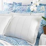 Lauren by Ralph Lauren Bedding Jamaica White Linen King Sham
