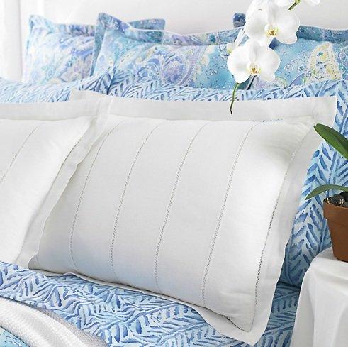 Ralph Lauren Jamaica Linen Standard Pillow Sham