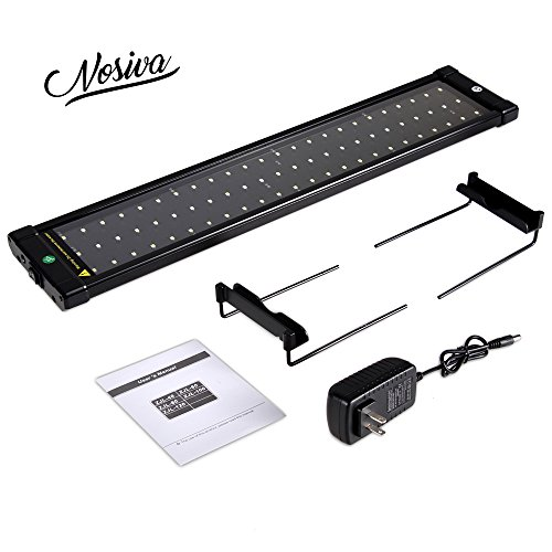 NOSIVA Aquarium Light Extendable Brackets product image