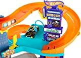 Hot Wheels Speedtropolis Playset