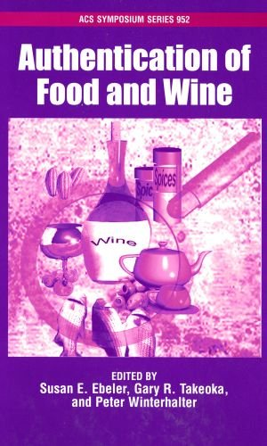 Authentication of Food and Wine (ACS Symposium Series)