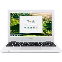 Acer Chromebook 11, 11.6-inch HD, Intel Celeron N2840, 4GB DDR3L, 16GB Storage, Chrome, CB3-131-C8GZ (Certified Refurbished)