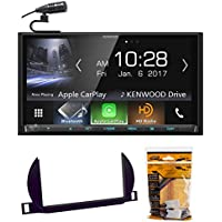Kenwood DVD Bluetooth Receiver Android/Carplay/USB For 2002-2004 Nissan Altima