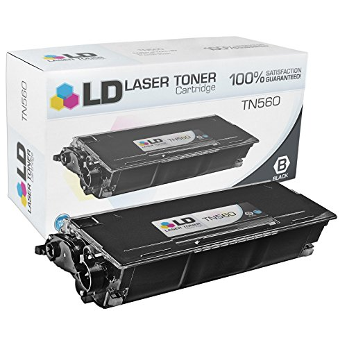 (LD Compatible Toner Cartridge Replacement for Brother TN-560 High Yield (Black))