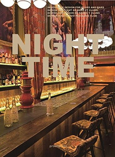 Home Bar Nightclub - Night Time: Innovative Design for Clubs and Bars