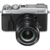 Fujifilm X-E2S Mirrorless Camera w/XF18-55 Lens Kit (Silver) (Certified Refurbished)